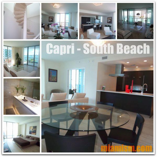 Capri South Beach - Miami Beach Luxury Condos